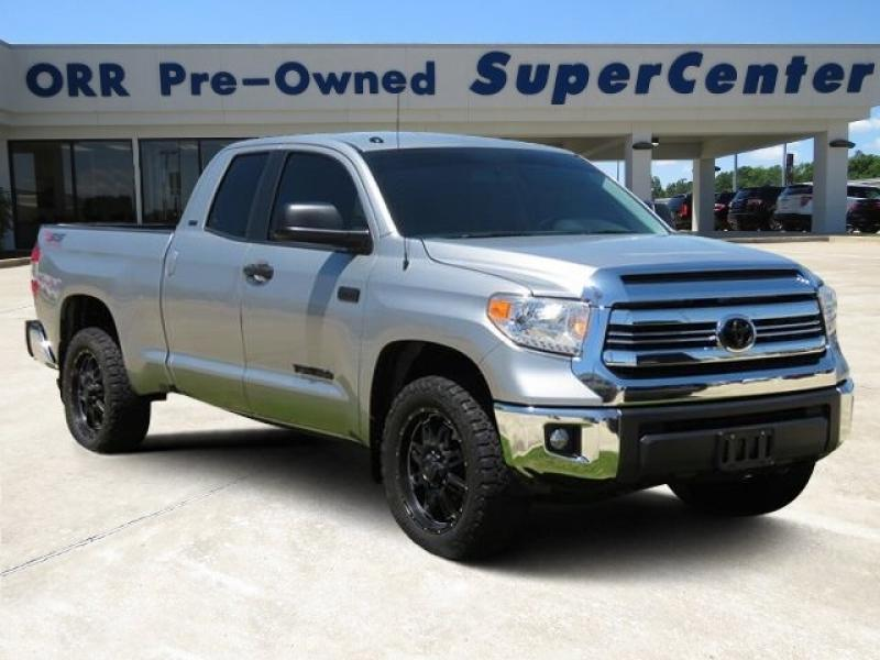 Pre-Owned 2016 Toyota Tundra TSS