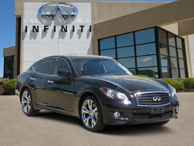 Pre-Owned 2012 INFINITI M37 Base