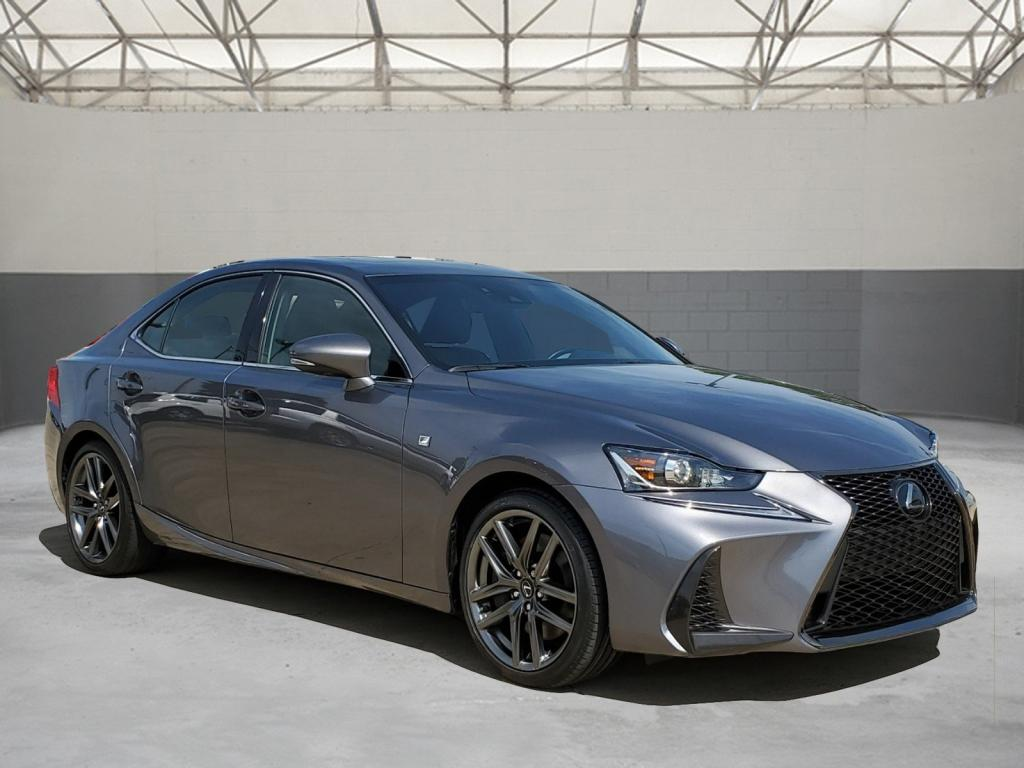 Pre-Owned 2018 Lexus IS IS 350 F SPORT