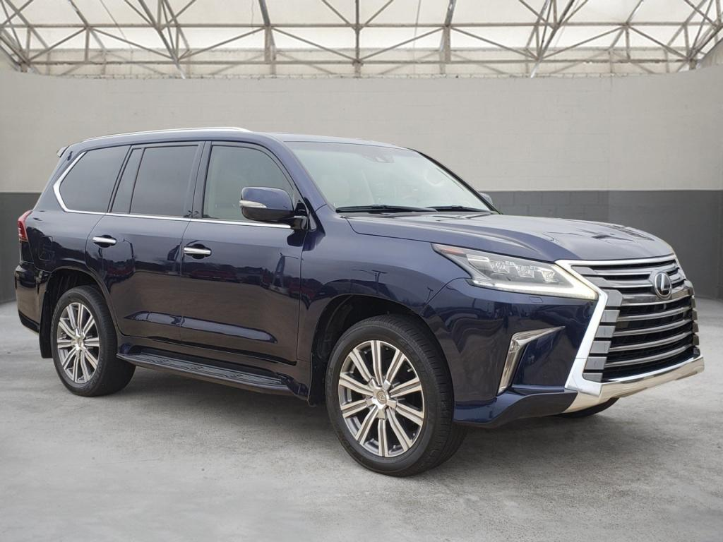 Pre-Owned 2016 Lexus LX 570 Base