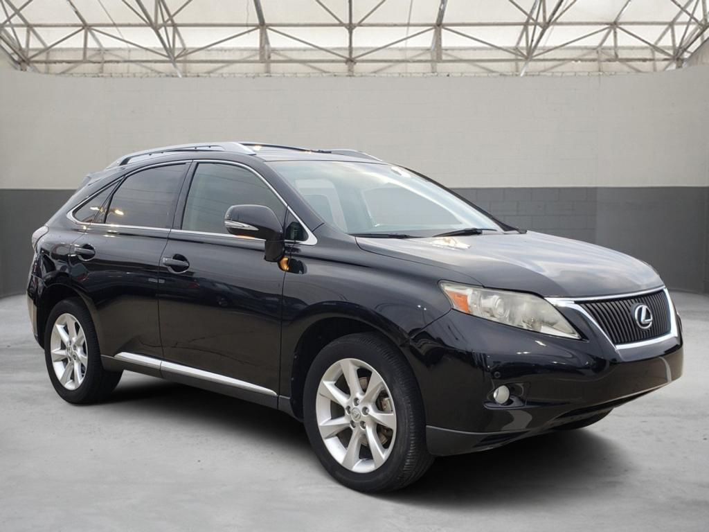 Pre-Owned 2012 Lexus RX 350 Base