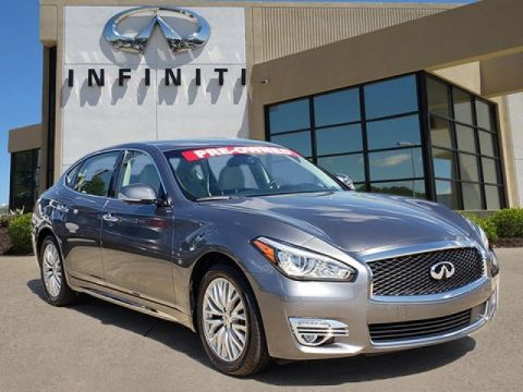 Pre-Owned 2016 INFINITI Q70L Base