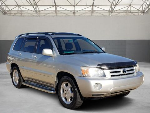 Pre-Owned 2007 Toyota Highlander Limited w/3rd Row