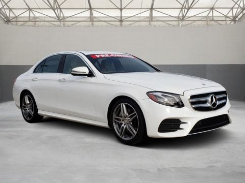 Pre-Owned 2017 Mercedes-Benz E-Class E300